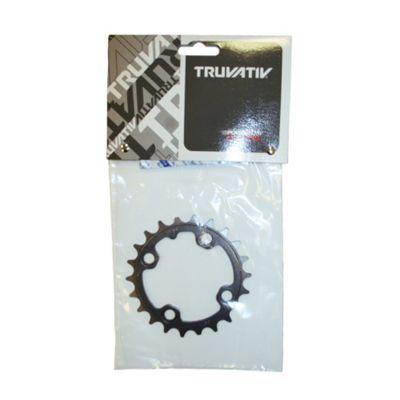 Truvativ Chainring MTB 22t 4 Bolt 64mm BCD Aluminium Tungsten Grey
