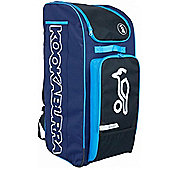 Kookaburra Pro D7 Duffle Backpack Rucksack Cricket Bag (7E211) Blue/Cyan
