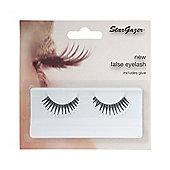 Stargazer False Feather Eyelashes No.39 Black and White Beads