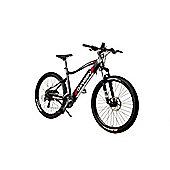 Oxygen S-Cross Mountain Electric EMTB Bike 13Ah Black