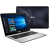 "ASUS X556 15.6"" Intel Core i7 8GB RAM 1000GB Windows 10 Gaming laptop Blue"