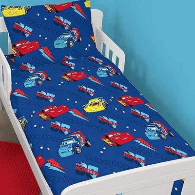 Disney Cars, Piston Toddler / Junior Bedding Bundle 4.5 Tog 120 x 150
