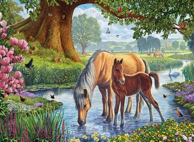 The Fell Ponies - 1000pc Puzzle
