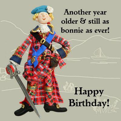 Holy Mackerel Still bonnie Greetings Card