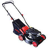 ikra RED BRM 1040 P Hand Push Petrol Lawn Mower
