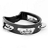 Tiger Black Miniature Kids Tambourine