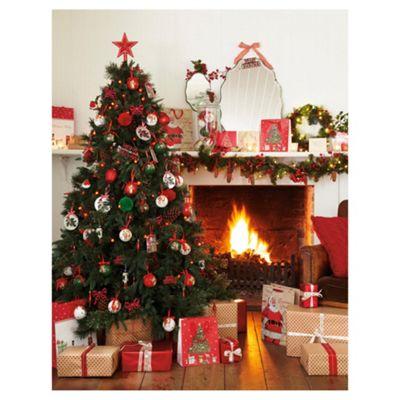 Tesco Christmas Tree Decorations Rainforest Islands Ferry