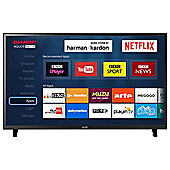 Sharp 50 Inch LC-50CFG6001 Smart Full HD LED TV with Freeview HD and built-in Harmon Kardon Sound System