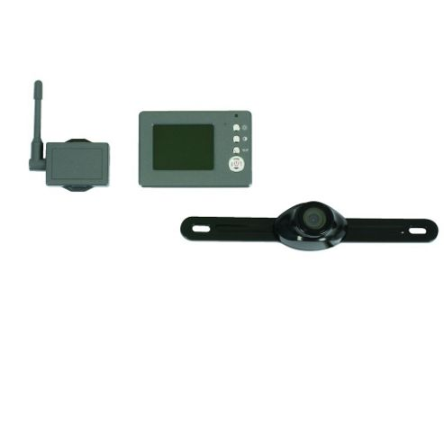 In-Car 2.4GHz Wireless Reversing Camera with Colour Screen