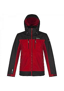 Tesco Regatta Calderdale II Isotex 5000 Waterproof Jacket - Red