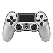 Sony DS-CONTROLLERSLV Dual Shock, 4 Wireless Controller, for PS4, in Silver