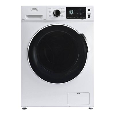 Belling Washing Machine FW814WHI 8KG Load in White