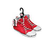Red Hi Top Slippers