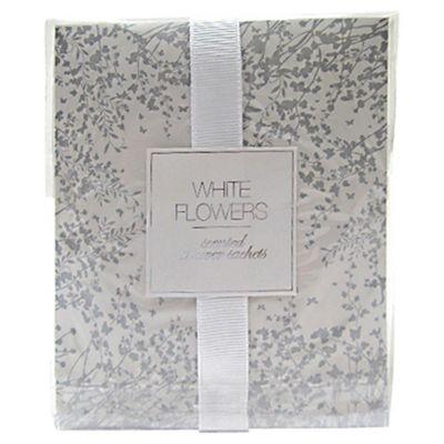 Greenhill & York White Flowers Scented Drawer Sachet