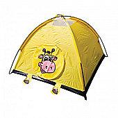 Jungle Animal Camping Play Tent - 115 x 115 x 84cm - Yellowstone