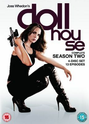 Doll House Season 2 (DVD Boxset)