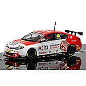 SCALEXTRIC Slot Car C3863 BTCC MG6, Josh Cook