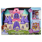 Disney Princess Sofia The First Deluxe Castle Large Playset