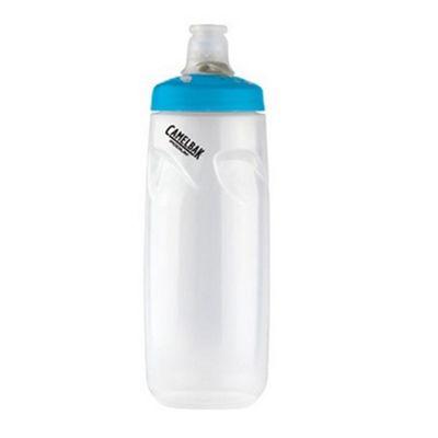 Camelbak Podium Bottle 710ml Clear/Logo/Blue
