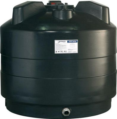 Harlequin NP1450VT Non Potable Water Tank 1480 Litres