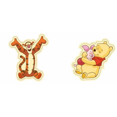Disney Winnie The Pooh 2 Mini Foam Elements