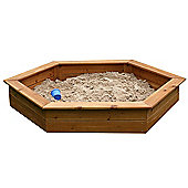 1.5m Hexagonal Sandpit