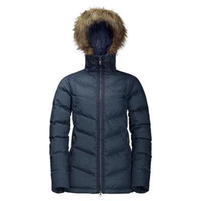 Jack Wolfskin Ladies Baffin Bay Jacket Night Blue XL