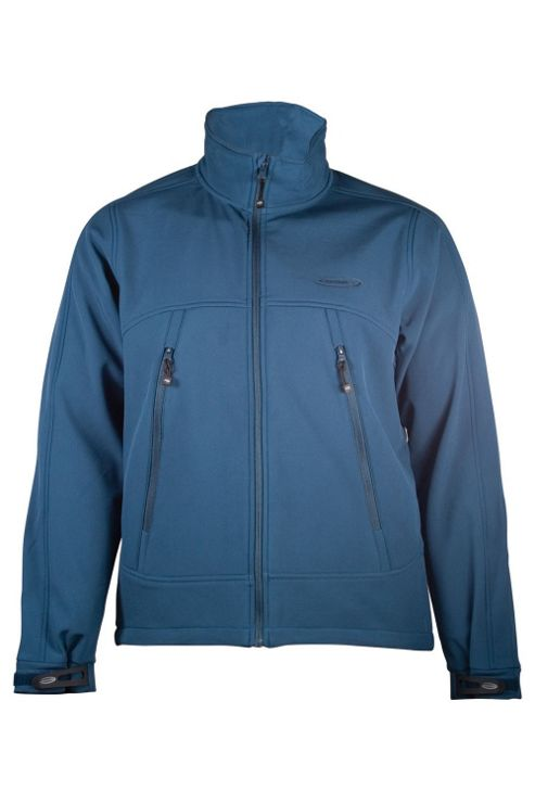 Napier Mens Softshell Breathable Water Resistant Soft Shell Walking Jacket Coat