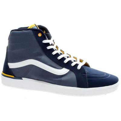 Vans LXVI Parameter Navy/Blue/Yellow Shoe UA290I