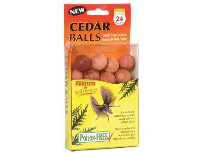Stv Stv031 Cedar Balls X24