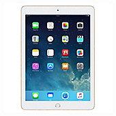 "Apple iPad Pro 256 GB Tablet - 24.6 cm (9.7"") - Retina Display - Wireless LAN - Apple A9X Dual-core (2 Core) - Gold"
