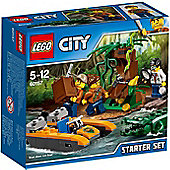 Lego City Jungle Starter Set