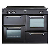 Stoves RICHMOND 1000EI BLACK 1000mm Electric Range Cooker Induction Hob Black