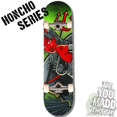 Madd Gear Honcho Series Wicked Complete Skateboard