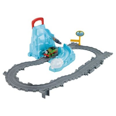 Fisher-Price Thomas & Friends Take-n-Play Percy's Penguin Adventure Playset
