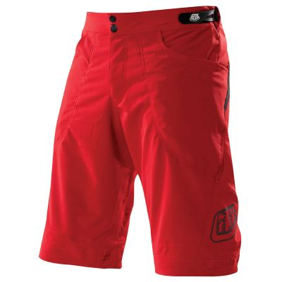 TroyLee Skyline Short Red 32