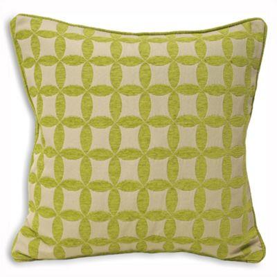 Riva Home Palma Green Cushion Cover - 55x55cm