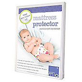 Bambino Mio Fitted Mattress Protector Cot (120x60cm)