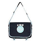 All Time Low Future Hearts Navy ATL Messenger Bag