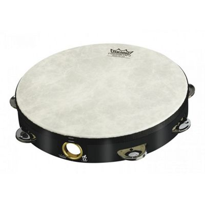 Remo TA-5108-70 Tambourine 20.3cm/8 Inch - High Pitch