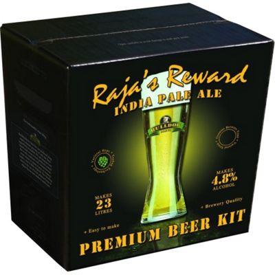 Bulldog Home Brew Kit - Raja's Reward - India Pale Ale (IPA)