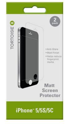 Tortoise™ Screen Protector for iPhone 5/5C/5S Matt