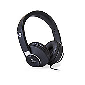 4GAMERS PRO4-60 PS4 STEREO GAMING HEADSET - BLACK