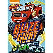 Blaze of Glory: Mini Movie DVD