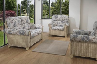 buy desser clifton 2 seater sofa and 2 chairs conservatory. Black Bedroom Furniture Sets. Home Design Ideas