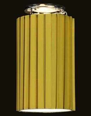 Stylish Snood Tall Hard Back Box Pleat Lime Lamp Shade