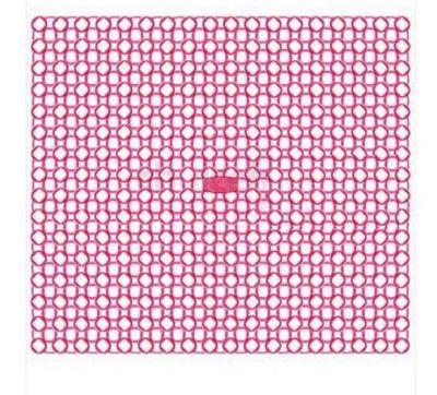 Whitefurze Drainer/Sink Mat, Ruby Red