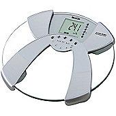 Tanita BC532 InnerScan Body Composition Monitor weight Scale Silver and Glass