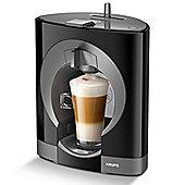Krups KP110840 Nescafe Dolce Gusto Oblo Coffee Machine in Black