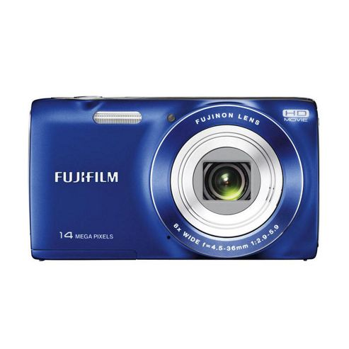 Fujifilm FinePix JZ100 Digital Camera - Blue
